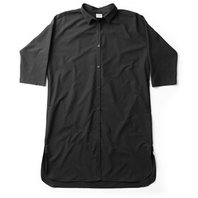 Houdini Route Shirt Jurk Dames, true black